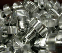 Aluminum Threaded Knobs